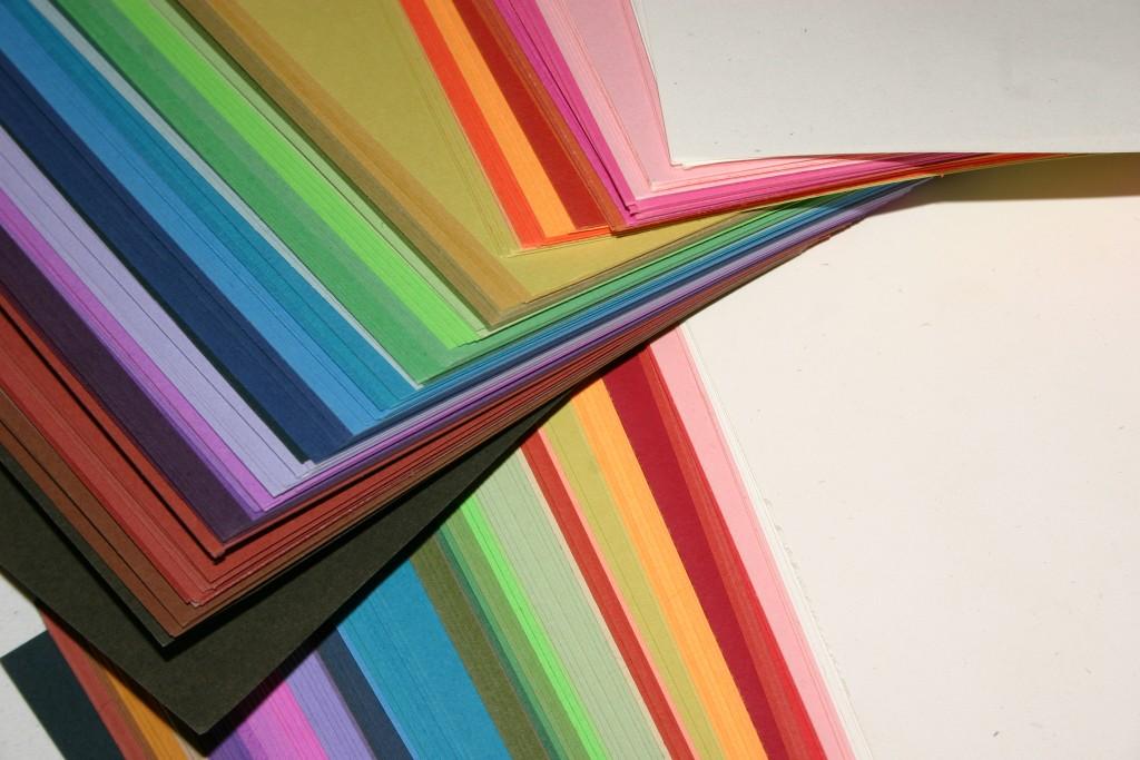 colored-paper