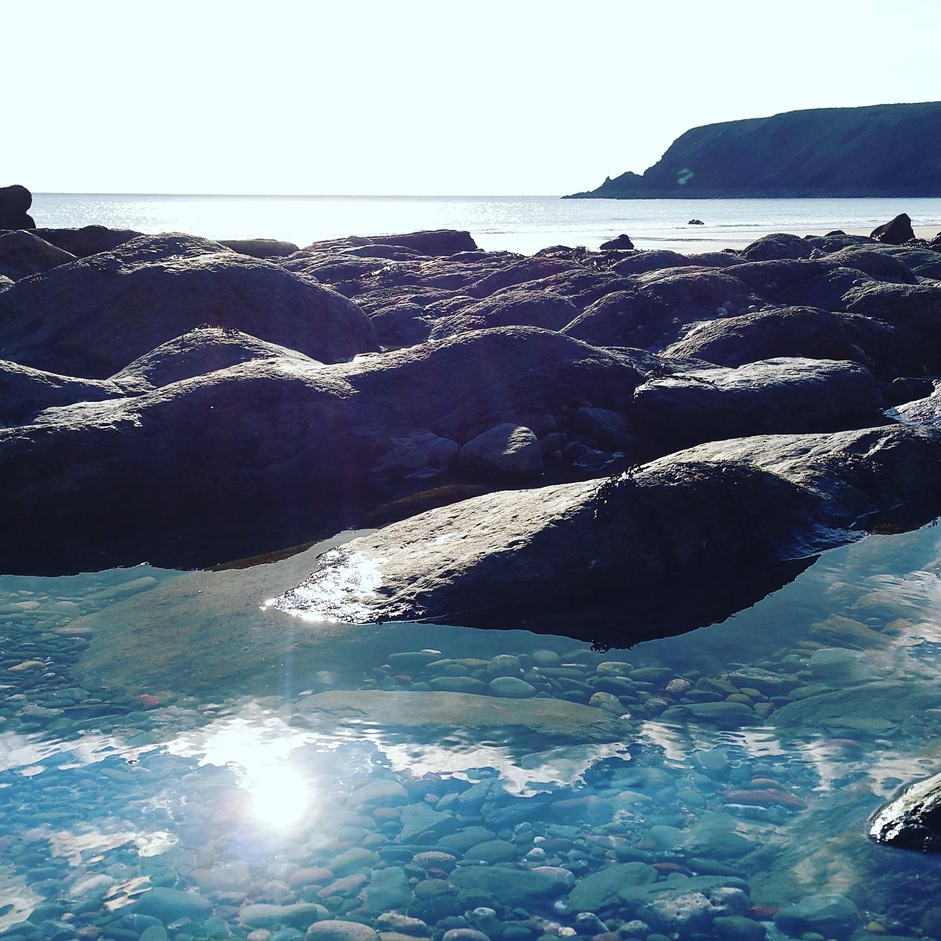 Marleos Sands Rockpool